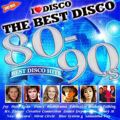 The Best Disco 80-90-x (2014)