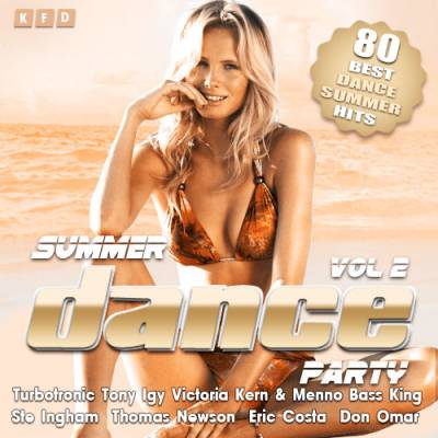 Summer Dance Party Vol.2 (2014)