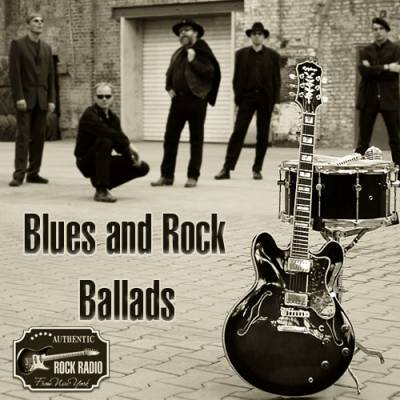 Blues and Rock Ballads (2014)