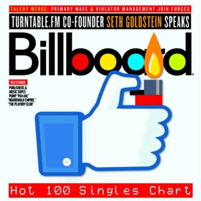 Billboard Hot 100 Singles Chart 20 Sep 2014 (2014)