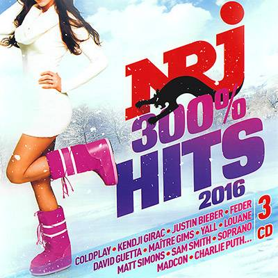 VA -Hits  300%  MP3 [3CD] (2016)